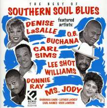 Best Of Southern Blues, CD