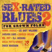 Sex-Rated Blues 2 / Various: Vol. 2-Sex-Rated Blues, CD