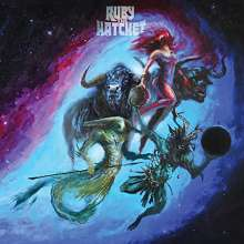 Ruby The Hatchet: Planetary Space Child (Limited Edition) (Colored Vinyl), LP
