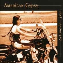 American Gypsy: Let Me Befree, CD