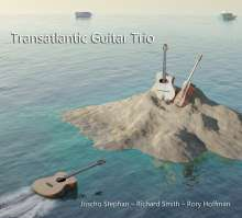 Joscho Stephan (geb. 1979): Transatlantic Guitar Trio, CD