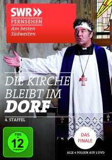 Die Kirche bleibt im Dorf Staffel 4, 2 DVDs