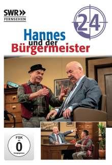 Hannes und der Bürgermeister 24, DVD