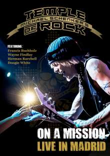 Michael Schenker: On A Mission - Live In Madrid, DVD