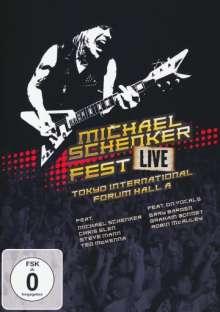 Michael Schenker: Fest - Live Tokyo International Forum Hall A, DVD