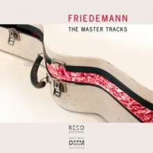 Friedemann: The Master Tracks (remastered) (180g) (Limited-Edition) (45 RPM), 2 LPs