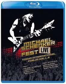 Michael Schenker: Fest - Live Tokyo International Forum Hall A, Blu-ray Disc