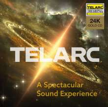 Telarc - A Spectacular Sound Experience (24-Karat Gold-CD), CD