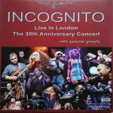Incognito: Live In London - The 30th Anniversary Concert (180g) (Limited-Edition), 2 LPs