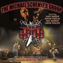 Michael Schenker: Live In Tokyo: The 30th Anniversary Concert 2010, 2 CDs
