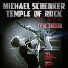 Michael Schenker: Temple Of Rock: Live In Europe, 2 CDs