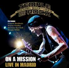 Michael Schenker: On A Mission - Live In Madrid, 2 CDs