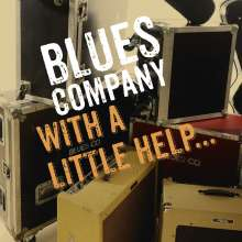 Blues Company: With A Little Help... (180g) (Limited Edition) (exklusiv für jpc), 2 LPs