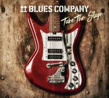 Blues Company: Take The Stage, CD