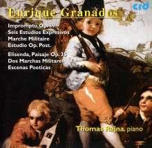 Enrique Granados (1867-1916): Klavierwerke, CD