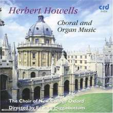Herbert Howells (1892-1983): Chor- und Orgelmusik, CD