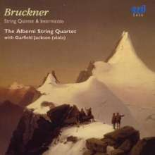 Anton Bruckner (1824-1896): Intermezzo & Trio f.Streichquintett d-moll, CD