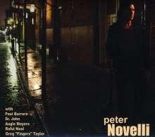 Peter Novelli: Peter Novelli, CD