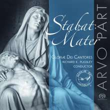Arvo Pärt (geb. 1935): Stabat Mater, Super Audio CD