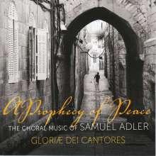 Samuel Adler (geb. 1928): Chorwerke, CD