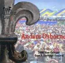 Anders Osborne: Jazz Fest 2006, CD