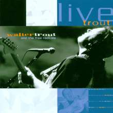 Walter Trout: Live Trout, 2 CDs