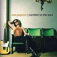 Ana Popovic: Comfort To The Soul, CD
