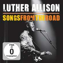 Luther Allison: Songs From The Road 1997, 1 CD und 1 DVD