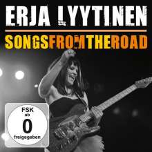 Erja Lyytinen: Songs From The Road, 1 CD und 1 DVD
