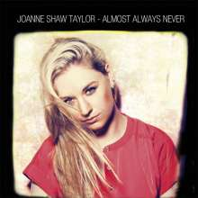 Joanne Shaw Taylor: Almost Always Never, CD