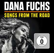 Dana Fuchs: Songs From The Road, 1 CD und 1 DVD
