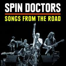 Spin Doctors: Songs From The Road (Live) (CD + DVD), 1 CD und 1 DVD