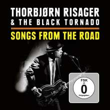 Thorbjørn Risager: Songs From The Road, 1 CD und 1 DVD