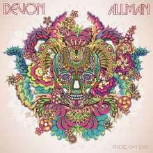 Devon Allman: Ride Or Die, CD