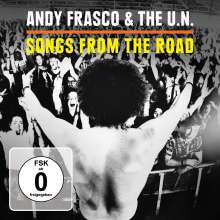 Andy Frasco & The U. N.: Songs From The Road, 1 CD und 1 DVD