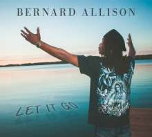 Bernard Allison: Let It Go, CD