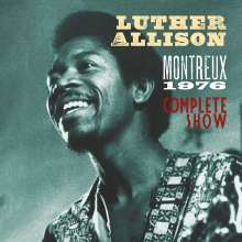 Luther Allison: Montreux 1976, CD