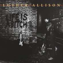 Luther Allison: Life Is A Bitch, CD
