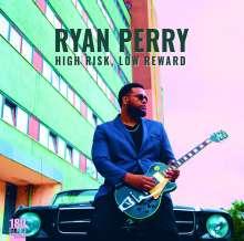 Ryan Perry: High Risk, Low Reward (180g), LP