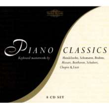 Piano Classics, 8 CDs