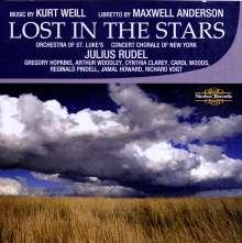 Kurt Weill (1900-1950): Lost in the Stars, CD