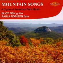 Eliot Fisk - Mountain Songs, CD
