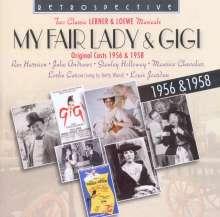 Musical: My Fair Lady / Gigi, CD
