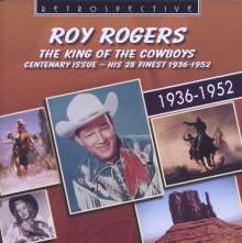 Roy Rogers: The King Of The Cowboys, CD