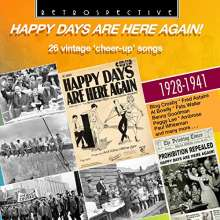 Happy Days Are Here Again!, CD