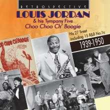 Louis Jordan (1908-1975): Choo Choo Ch' Boogie: His 27 Finest, CD
