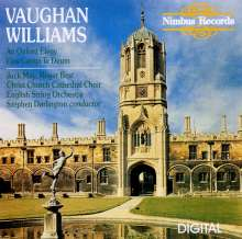 Ralph Vaughan Williams (1872-1958): Choral Music, CD