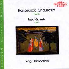 Hariprasad Chaurasia: Rag Bhimpalasi, CD