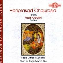 Hariprasad Chaurasia: Raga Darbari Kanada/Dhu, CD
