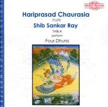 Hariprasad Chaurasia: Four Dhuns, CD